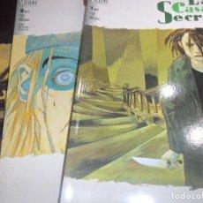 Comics - LA CASA DE LOS SECRETOS, CIMIENTOS - STEVEN T. SEAGLE- SERIE COMPLETA EN 3 TOMOS- VERTIGO, NORMA E - 76123255