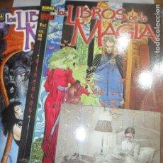 Cómics: LOS LIBROS DE LA MAGIA - SERIE COMPLETA EN 2 TOMOS - VERTIGO, NORMA EDITORIAL -. Lote 76124079