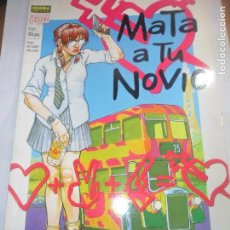 Cómics: MATA A TU NOVIO - GRANT MORRISON/ PHILIP BOND- SERIE COMPLETA EN 1 TOMO - VERTIGO, NORMA EDITORIAL -. Lote 76127091