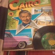 Cómics: CAIRO Nº11 ROCK CINE COMICS Y TUTTI FRUTTI. Lote 76835319