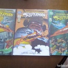 Cómics: SUPERMAN 3 PRESTIGIOS. Lote 76964741
