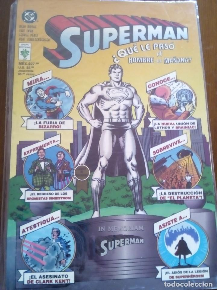SUPERMAN PRESTIGIO (Tebeos y Comics - Norma - Otros)