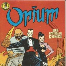 Cómics: OPIUM NORMA EDITORIAL COMPLETA 6 Nº. Lote 96301794