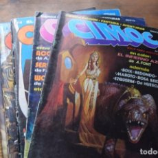 Cómics: LOTE CIMOC Nº 9, 10, 35, 36 Y 42, NORMA, 1979. Lote 77472697