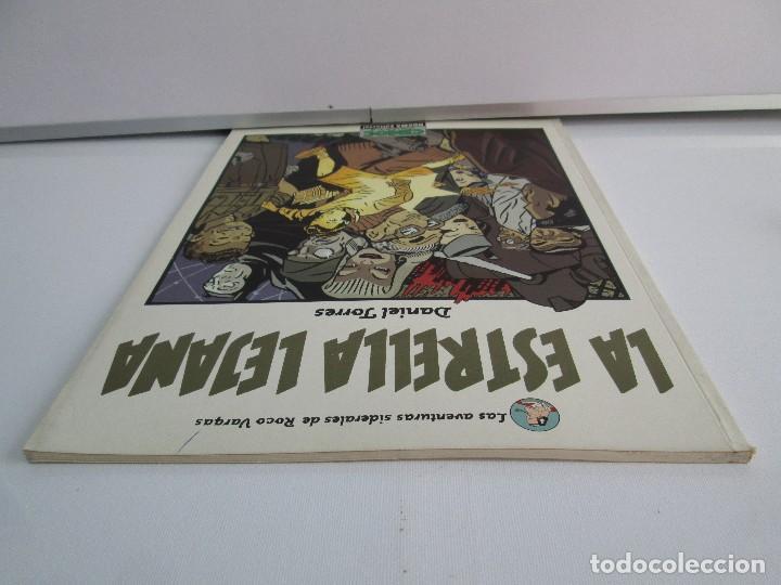 Cómics: LA ESTRELLA LEJANA. DANIEL TORRES. EDITORIAL NORMA. CIMOC. COMICS. VER FOTOGRAFIAS ADJUNTAS - Foto 5 - 77556333