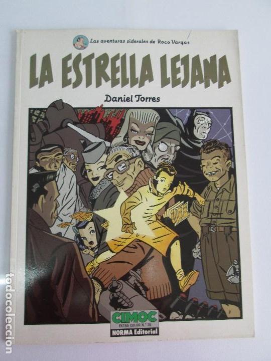 Cómics: LA ESTRELLA LEJANA. DANIEL TORRES. EDITORIAL NORMA. CIMOC. COMICS. VER FOTOGRAFIAS ADJUNTAS - Foto 6 - 77556333
