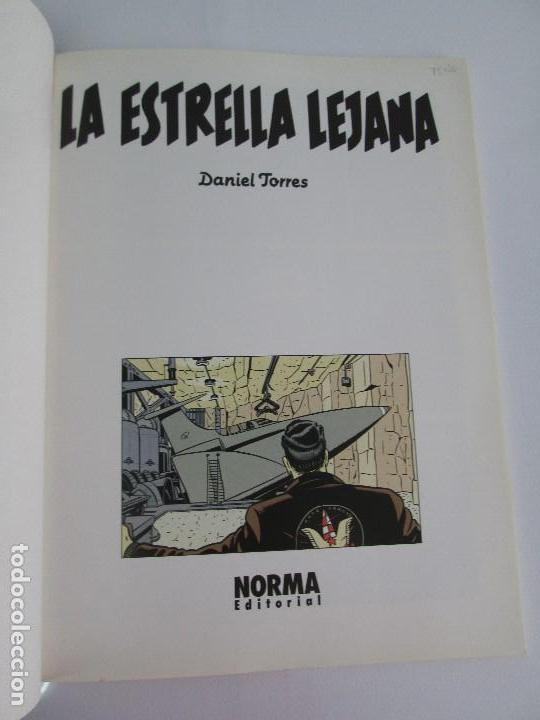 Cómics: LA ESTRELLA LEJANA. DANIEL TORRES. EDITORIAL NORMA. CIMOC. COMICS. VER FOTOGRAFIAS ADJUNTAS - Foto 7 - 77556333
