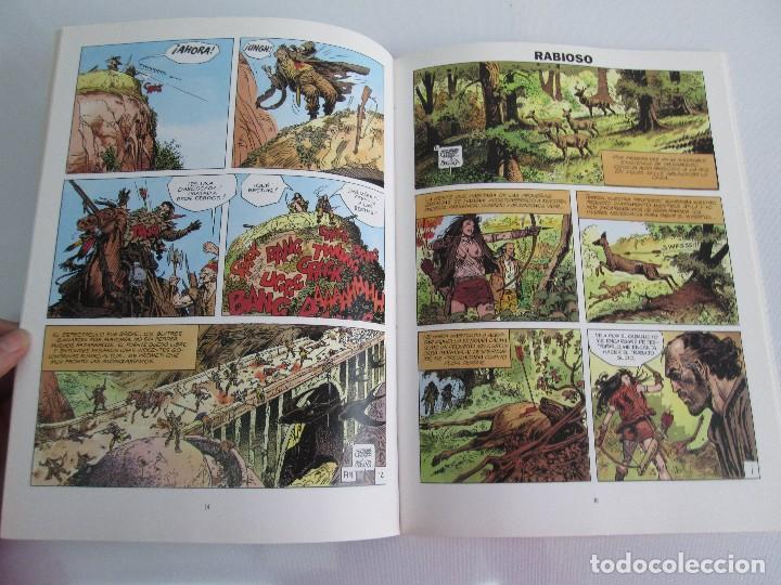 Cómics: PEREGRINOS DEL INFIERNO. ANTONIO SEGURA. JOSE ORTIZ. EDITORIAL NORMA. CIMOC. COMIC. VER FOTOS - Foto 9 - 77556661