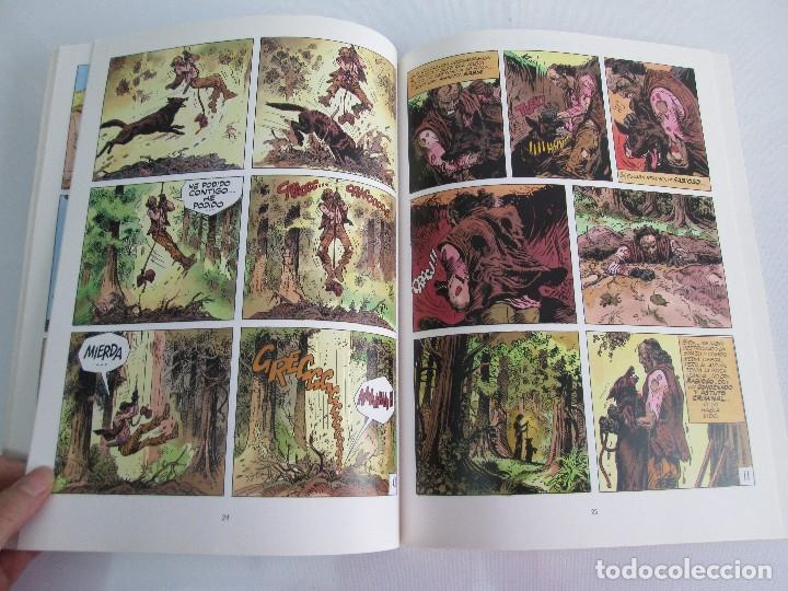 Cómics: PEREGRINOS DEL INFIERNO. ANTONIO SEGURA. JOSE ORTIZ. EDITORIAL NORMA. CIMOC. COMIC. VER FOTOS - Foto 10 - 77556661