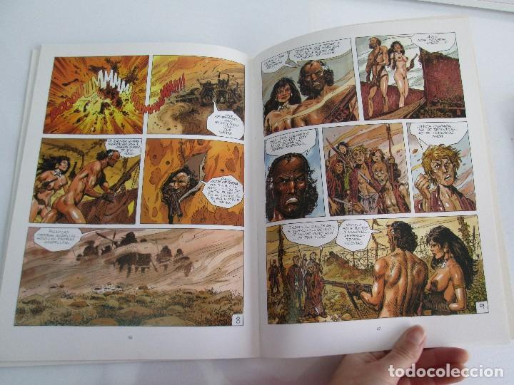Cómics: PEREGRINOS DEL INFIERNO. ANTONIO SEGURA. JOSE ORTIZ. EDITORIAL NORMA. CIMOC. COMIC. VER FOTOS - Foto 12 - 77556661