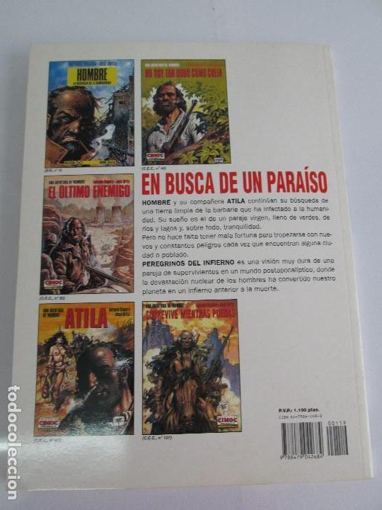 Cómics: PEREGRINOS DEL INFIERNO. ANTONIO SEGURA. JOSE ORTIZ. EDITORIAL NORMA. CIMOC. COMIC. VER FOTOS - Foto 13 - 77556661