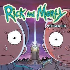 Cómics: CÓMICS. RICK Y MORTY 2 - GORMAN/CANNON/ELLERBY/HILL. Lote 77746301