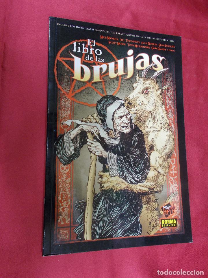 El libro de las brujas made in hell n 11 no comprar for Libro fuera de norma