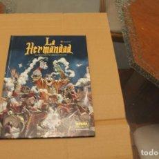 Cómics: LA HERMANDAD Nº 1, TAPA DURA, EDITORIAL NORMA. Lote 78050117