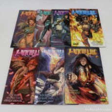 Cómics: WITCHBLADE 1 A 7. (RON MARZ / MUICHAEL CHOI / CHRIS BACHALO,…) NORMA 2006-2008. OFRT ANTES 63€. Lote 172036427