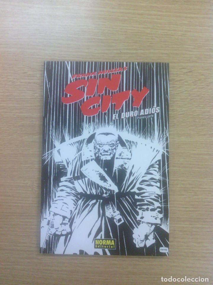 SIN CITY EL DURO ADIOS PRIMERA PARTE (Tebeos y Comics - Norma - Comic USA)
