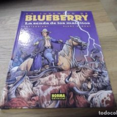 Cómics: LA JUVENTUD DE BLUEBERRY. LA SENDA DE LOS MALDITOS. NORMA. 2001. Nº 40. Lote 79702673