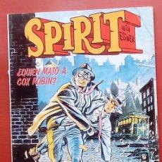 Cómics: CIMOC EXTRA COLOR / EXTRA COLOR - SPIRIT. ¿QUIÉN MATÓ A COX ROBIN? DE WILL EISNER. Lote 79874962