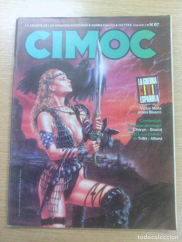 CIMOC #67 (Tebeos y Comics - Norma - Cimoc)