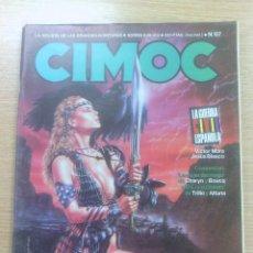 Cómics: CIMOC #67. Lote 99534666