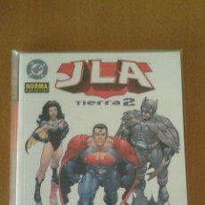 Cómics: JLA : TIERRA 2 ( NORMA EDITORIAL ). Lote 80561374
