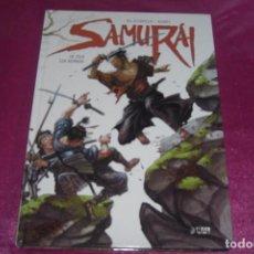 Cómics: SAMURAI: LA ISLA SIN NOMBRE 2012 EXCELENTE ESTADO. Lote 81002836