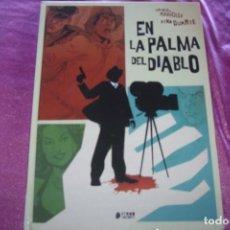 Cómics: EN LA PALMA DEL DIABLO YERMO EDICIONES 2016 EXCELENTE ESTADO. Lote 81003792