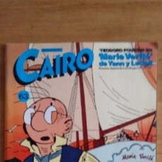 Cómics: COMIC CAIRO NUMERO 63. Lote 81110672