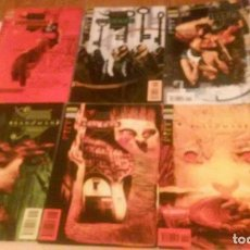 Cómics: THE SANDMAN. LAS BENÉVOLAS. COLECCION COMPLETA. 6 TOMOS/VOLUMENES . NORMA EDITORIAL.. Lote 81117524