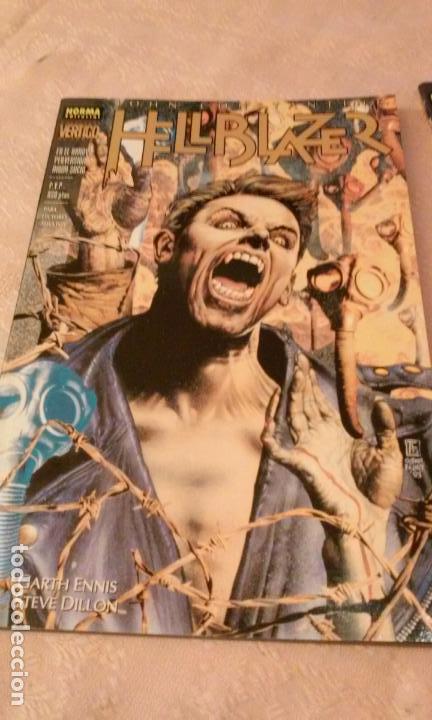 Cómics: JOHN CONSTANTINE HELLBLAZER COMICS NÚMEROS 49 Y 60 (NORMA-VERTIGO) - Foto 2 - 81132652
