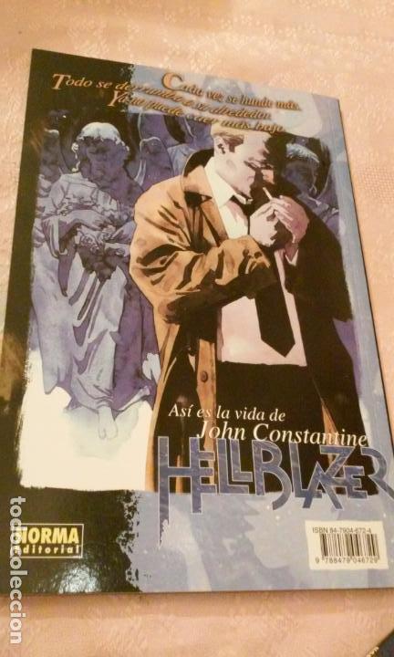 Cómics: JOHN CONSTANTINE HELLBLAZER COMICS NÚMEROS 49 Y 60 (NORMA-VERTIGO) - Foto 4 - 81132652