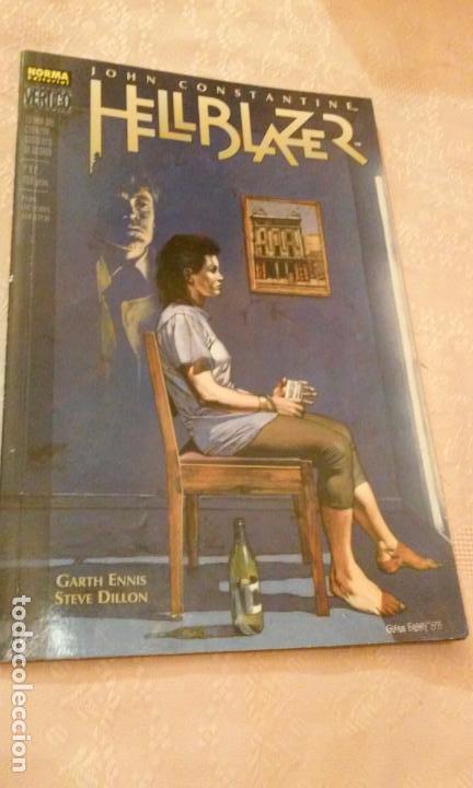 Cómics: JOHN CONSTANTINE HELLBLAZER COMICS NÚMEROS 49 Y 60 (NORMA-VERTIGO) - Foto 5 - 81132652