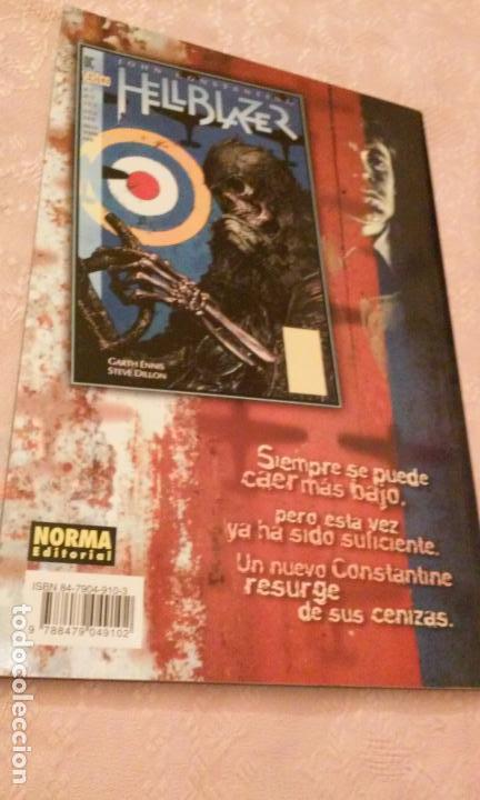 Cómics: JOHN CONSTANTINE HELLBLAZER COMICS NÚMEROS 49 Y 60 (NORMA-VERTIGO) - Foto 7 - 81132652