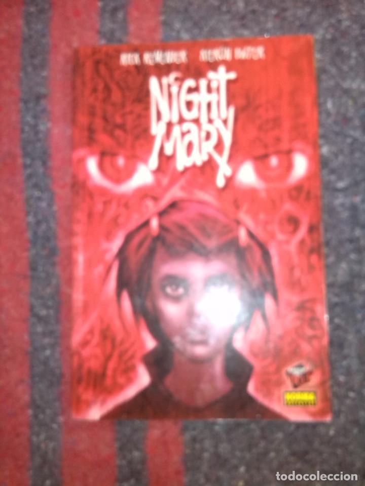 NIGHT MARY - COLECCIÓN MADE IN HELL (Tebeos y Comics - Norma - Comic USA)