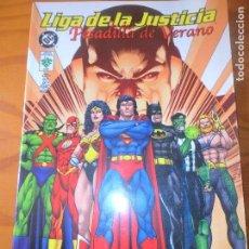 Cómics: JLA, LIGA DE LA JUSTICIA PESADILLA DE VERANO - EDITORIAL VID -. Lote 81655792