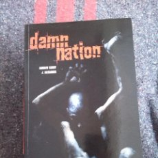 Cómics: DAMN NATION - MADE IN HELL - D1. Lote 81274252