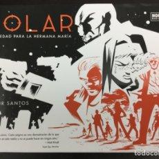 Comics - Polar 3. Sin Piedad para la Hermana María - Victor Santos - Norma Editorial - 81969618