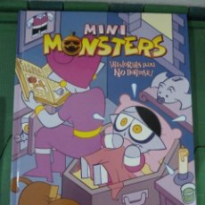Cómics: LOTE MINI MONSTERS 3 NUMEROS EDITORIAL NORMA. Lote 81990604