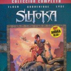 Cómics: SLHOKA 3 TOMOS OBRA COMPLETA. Lote 82015336