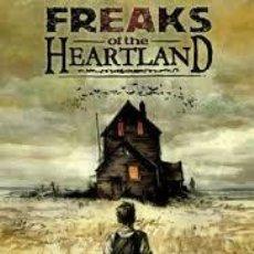 Cómics: FREAKS OF THE HEARTLAND- Nº 19-STEVE NILES- GREG RUTH-MADE IN HELL,NORMA. Lote 82073016