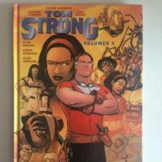 Comics - TOMO TOM STRONG VOLUMEN 3 - ALAN MOORE - NORMA COMICS. - 82458836