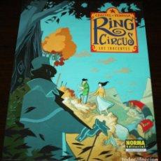 Cómics: RING CIRCUS - LOS INOCENTES - CHAUVEL/PEDROSA - COL. EXTRA COLOR Nº 210 - NORMA - 2004. Lote 82515300