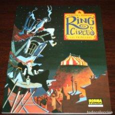 Cómics: RING CIRCUS - LOS PRINGADOS - CHAUVEL/PEDROSA - COL. EXTRA COLOR Nº 196 - NORMA - 2002. Lote 82515368