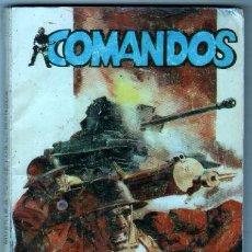 Cómics: COMANDOS - MUERTE A TODOS LOS COMANDOS - 1981 - 128 PGS. Lote 82896928
