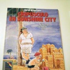Cómics: CREPÚSUCULO EN SUNSHINE CITY (WILL EISNER). Lote 82976432