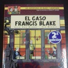 Cómics: BLAKE Y MORTIMER 13. EL CASO FRANCIS BLAKE - TED BENOIT, JEAN VAN HAMME - NORMA EDITORIAL. Lote 83287803