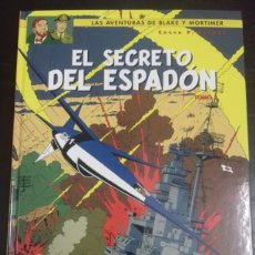 Cómics: BLAKE Y MORTIMER 11. EL SECRETO DEL ESPADÓN TOMO 3 - EDGAR P. JACOBS - NORMA EDITORIAL. Lote 83288204