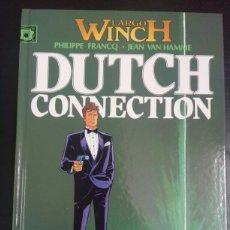 Cómics: LARGO WINCH 6. DUTCH CONNECTION - PHILIPPE FRANCQ, JEAN VAN HAMME - NORMA. Lote 83292168