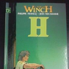 Cómics: LARGO WINCH 5. H - PHILIPPE FRANCQ, JEAN VAN HAMME - NORMA. Lote 83292292