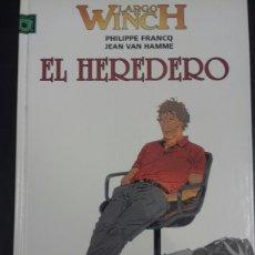 Cómics: LARGO WINCH 1. EL HEREDERO - PHILIPPE FRANCQ, JEAN VAN HAMME - NORMA. Lote 83292856